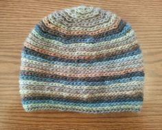 Coiled Hat in Mochi Plus hat crochet, pattern galor, crochet patterns, coil hat
