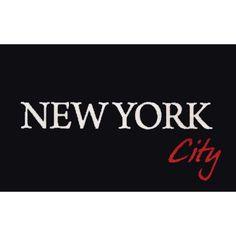 Disponible sur Paris-Prix.com ! Tapis New York City 50X80 cm