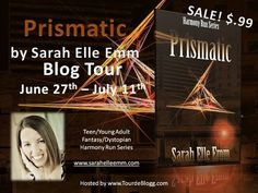 Dalene's Book Reviews: Prismatic by Sarah Elle Emm with Guest Post