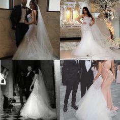 Melissa molinaro wedding gown