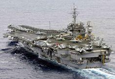 USS Kitty Hawk