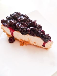 Fifth Grade Recipes Activities: Blueberry Cheesecake