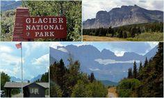 Glacier National Park, Many Glacier