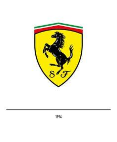 Le Migliori 23 Immagini Di Marchio Ferrari Ferrari Graphic Design