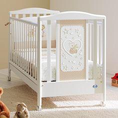 Detská postieľka Pali BELLE - Biela - Detské postieľky | Babytrend.sk Cribs, Baby, Furniture, Home Decor, Cots, Homemade Home Decor, Bassinet, Crib, Newborn Babies