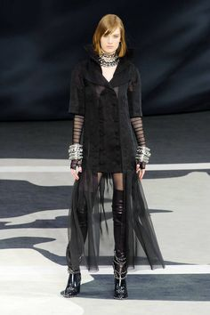 Chanel Fall 2013 Ready-to-Wear