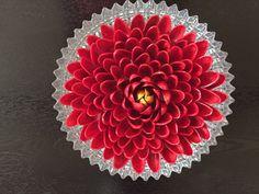 Pistachios shell art