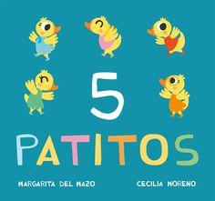 """""""5 patitos"""", Margarita del Mazo"""