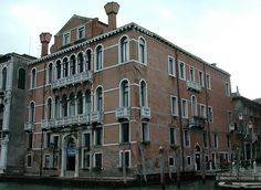 Palazzo Brandolin Rota - Grand Canal - Venice, Italy by www.museumplanet.com Rome Florence, Jewish Ghetto, Grand Canal Venice, Italy Pictures, Travel Plan, Genoa, Architectural Elements, Venice Italy, City Life