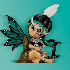 Jasmine Becket-Griffith Spirit Maidens | Soulquest Spirit of Magic Fairy Spirit Maidens Jasmine Becket Griffith ...