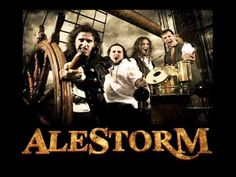 Alestorm - You Are a Pirate!