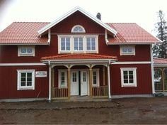 Rött hus
