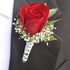 Prom Flowers.                Gallery Florist and Gifts, Mebane , NC  919-304-2222  or  www.galleryfloristandgifts.com