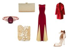 """""""724"""" by dollyeyelash ❤ liked on Polyvore featuring Sophia Webster, Sole Society and La Regale"""