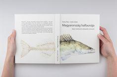 Magyarország halfaunája - Fish Fauna of Hungary on Behance
