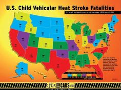 If you spot a child alone in a car, don't hesitate - call 9-1-1 immediately.