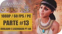 ASSASSIN'S CREED ORIGINS (Dublado e Legendado PT BR ) Gameplay Playthrou...