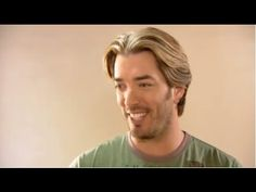 Property Brothers - Meet Jonathan Scott  Very fantastic Property Brothers!!! I love this TV show is my favorite !!!
