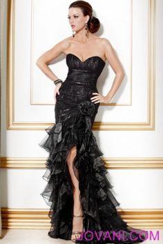high fashion black?