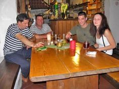 Drink with friends in Vodice