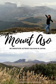 Mount Aso Japan Nagasaki, Hiroshima, Asia Travel, Japan Travel, The Road, Kyushu, Osaka, Kyoto, Travel Inspiration