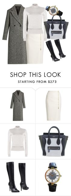 """Untitled #50"" by loka2003 ❤ liked on Polyvore featuring Weekend Max Mara, MaxMara, STELLA McCARTNEY, CÉLINE and Emanuela Passeri"