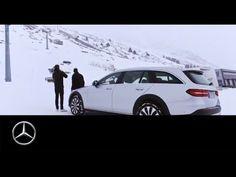 Unterwegs mit Matthias Malmedie und der Mercedes-Benz E-Klasse All-Terrain.