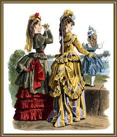 (Victorian Fashion)