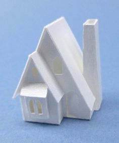 Glitter Houses: Tiny Tudor Village 2014 ( thru Instructions Christmas Village Houses, Putz Houses, Christmas Villages, Christmas Minis, Fairy Houses, Christmas Home, Vintage Christmas, Christmas Crafts, Doll Houses