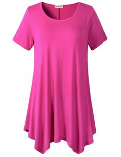 Soft Pink Short Sleeve Shirt Top w// Silhouette Clothes Genuine BARBIE Fashion