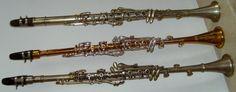 metal clarinets