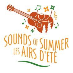 Sounds of summer logo, Fundy National Park