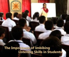 The Importance of Imbibing Listening Skills in Students - Best CBSE School in Howrah