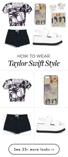 """""""Rockin' Out"""" by jojotiffy on Polyvore Taylor Swift Outfits, Taylor Swift Style, Ootds, Out Of Style, Going Out, Fashion Beauty, Cute Outfits, Retail, Shoe Bag"""