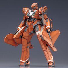 Kotobukiya KG-6 Sleipnir Model Kit from Aldnoah Zero updated | CollectionDX