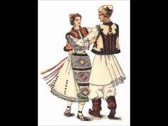 Theodor Rogalski - Three Rumanian Dances / Trei dansuri românești Young Frankenstein, 19th Century Fashion, Folk Dance, Point Lace, Moldova, Folk Costume, Historical Costume, Eastern Europe, Traditional Outfits
