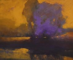 A. Wainright pastel The Stand