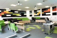 Harvard Style Lecture Theatre at Loughborough