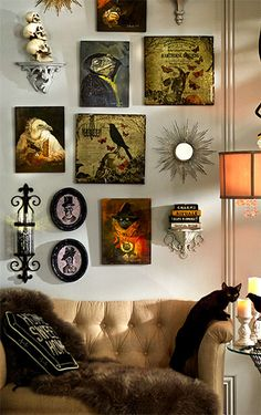 Curiosities Wall Art