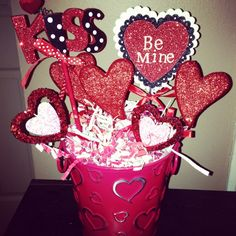 Valentine's Day Crafts Pinterest | Valentine's Day craft