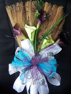 Decorative Brooms For Weddings