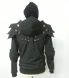 Legend, The Dark Knight Hoodie on Etsy, $250.00