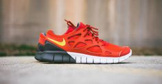 Nike Free Run 2 'Light Crimson' (Detailed Pics) | KicksOnFire.com