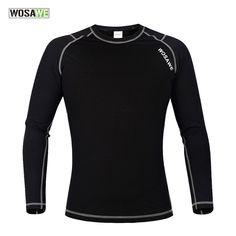 Reebok Herren CrossFit Solid Compression Shirt Trainingsshirt Fitness Laufshirt