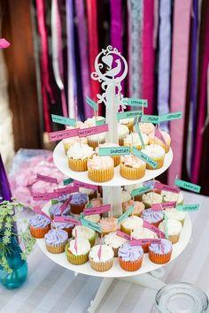 Outdoor Celebration of Love & Colour {Winelands Wedding}   Confetti Daydreams - Fun colourful cupcake stand ♥  ♥  ♥ LIKE US ON FB: www.facebook.com/confettidaydreams  ♥  ♥  ♥