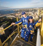 Do the Skywalk at the Sydney Tower for awesome views and a memorable experience!
