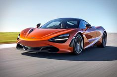 The second entry in its core Super Series lineup, the McLaren 720S makes many strides over the 650S, yet retains the company's signature aerodynamic look. Its twin-turbocharged, 4.0L V8 produces 710 hp and is mounted in the middle of its...