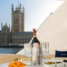 Want to hire the #luxury #yacht #in #London to celebrate any occasion? Fret not; London Yacht Hire is here to help you!