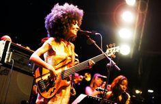 Bass of the Week: Esperanza Spalding's South Paw Fretless 5-String