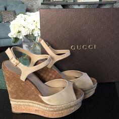 Gucci Adorable Shoe